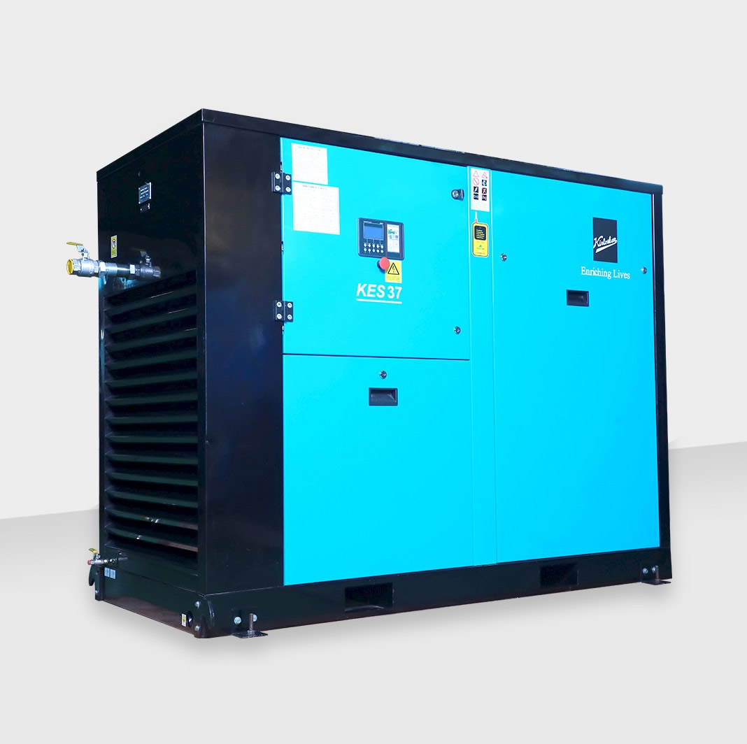 Kirloskar Pneumatic Screw Air Compressors Deals In Punjab India